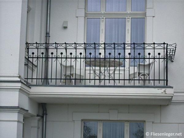 Was Sie beim Sanieren des Balkons beachten müssen