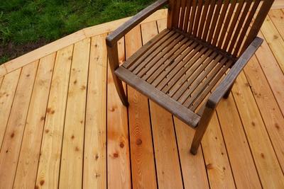 Holzterrassen Reinigen So Mussen Sie Vorgehen