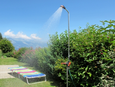 Gartendusche Wann Ist Ein Abfluss Notig