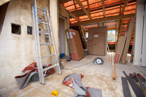 VELUX-Dachfenster gleich bei der Renovierung einbauen