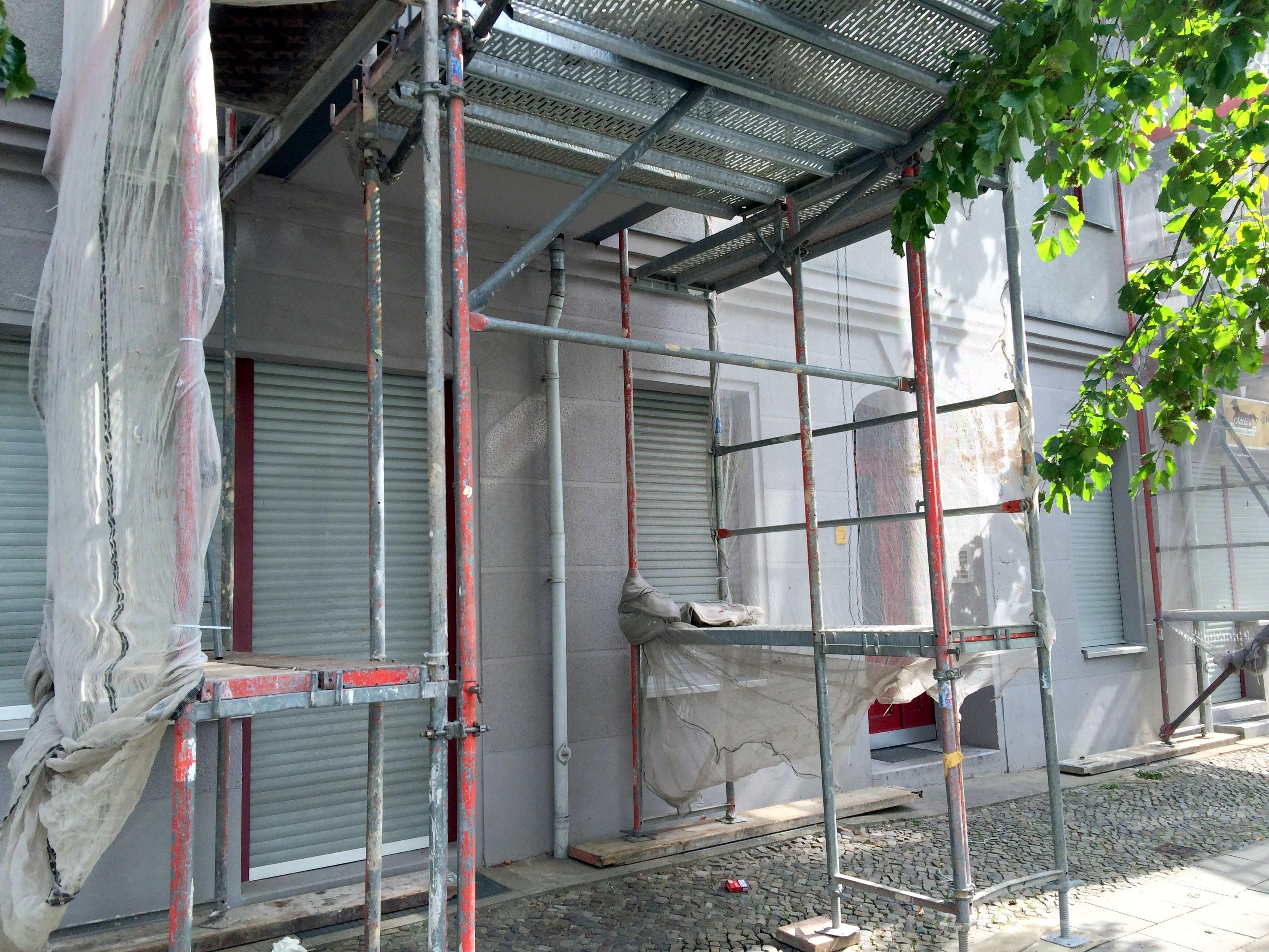 Die Arbeitsschutzunterweisung im Gerüstbau