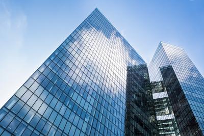 Glasfassade  Glasfassade: Hell, ästhetisch und sicher