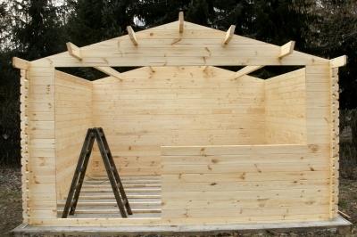 Gartenbau.org | Materialien, Design, Standort: Was Sie Zum Eigenen ... Hubsches Gartenhaus Aus Holz Selber Bauen