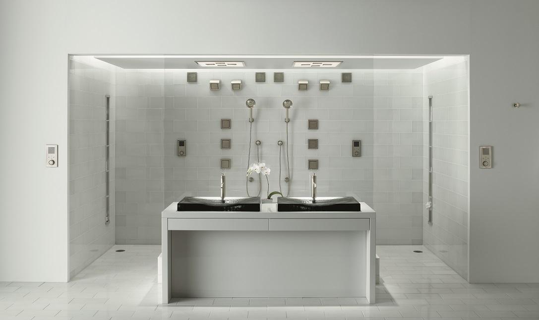 begehbare dusche sthetisch und praktisch zugleich. Black Bedroom Furniture Sets. Home Design Ideas