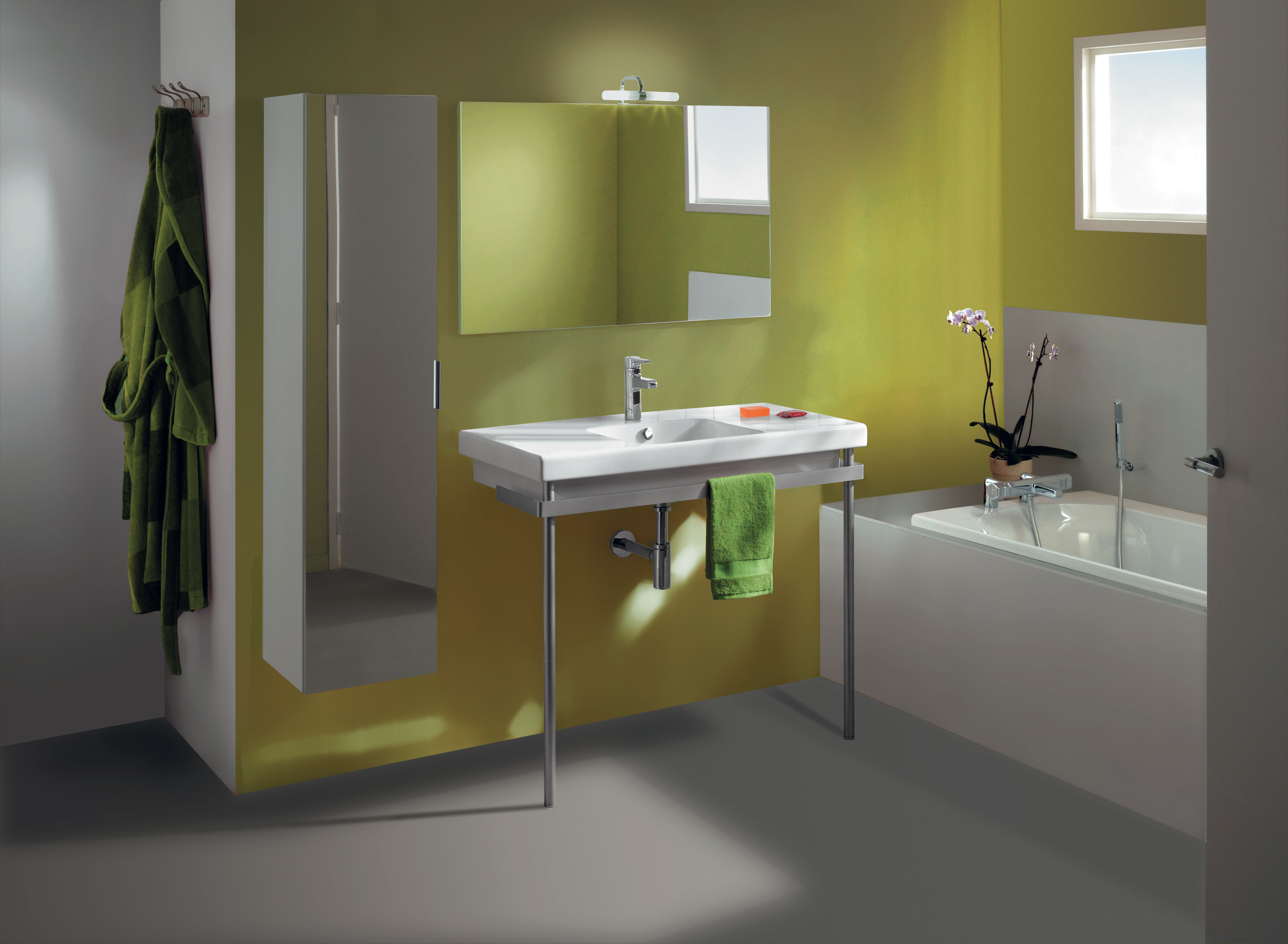 Moderne ideen f r die renovierung des bads for Ideen zur badrenovierung