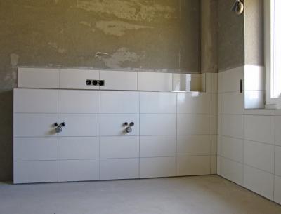 besondere sorgfalt ist beim verputzen des badezimmers wichtig. Black Bedroom Furniture Sets. Home Design Ideas
