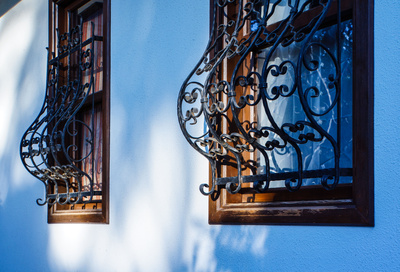 Fenstergitter Nach Mass Und Ihre Vorteile