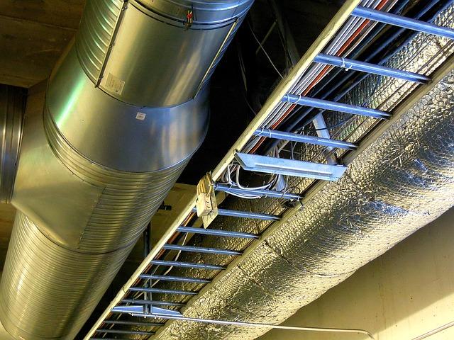 Abwasserleitungen müssen entlüftet werden.