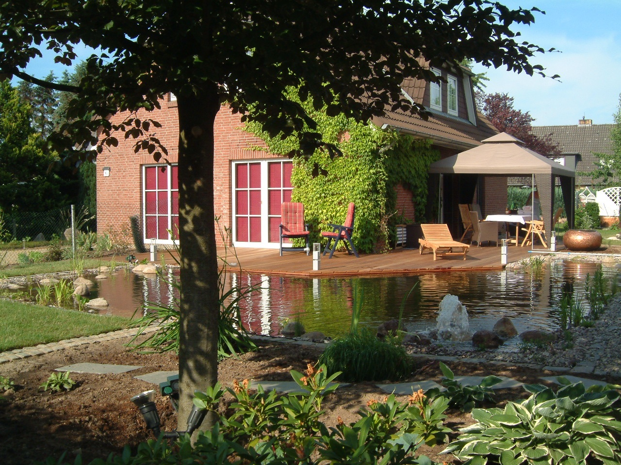 garten-paul garten-,teich- und landschaftsbau in wistedt (21255, Best garten ideen