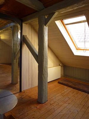 die richtige d mmung der dachluke. Black Bedroom Furniture Sets. Home Design Ideas
