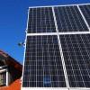 Solarstrom der Winter steht der Revolution im Weg