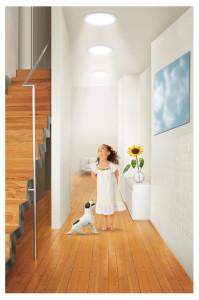 velux dachfenster bringen licht ins leben. Black Bedroom Furniture Sets. Home Design Ideas