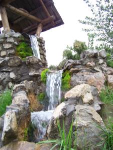 natursteinbrunnen garten, natursteinbrunnen: ein wertvolles unikat für ihren garten, Design ideen