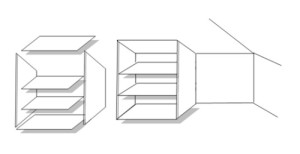 damit alles passt vom profi den einbauschrank bauen lassen. Black Bedroom Furniture Sets. Home Design Ideas