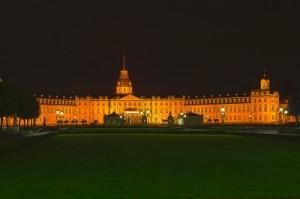 Die SHK Innung Karlsruhe - auch am Schloss muss gearbeitet werden