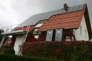 Energiesparauflagen - energieeffizientes Bauen ist ein Muss