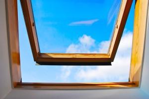 Dachfenster bringen Luft und Licht ins Dachgeschoss
