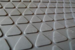 Bodenbeläge aus Gummi sind vielseitig einsetzbar.