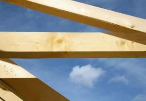 Alles zum dachaufbau dachstuhlkonstruktionen dacharten for Stabile dreiecke
