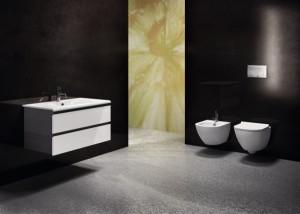 moderne wand wc sets bestandteile kosten montage. Black Bedroom Furniture Sets. Home Design Ideas