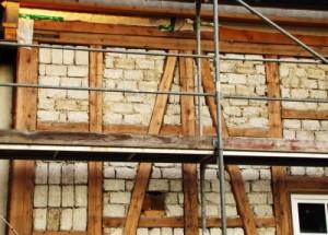Durch Wärmedämmverbundsysteme lässt sich die Hauswand bestens schützen