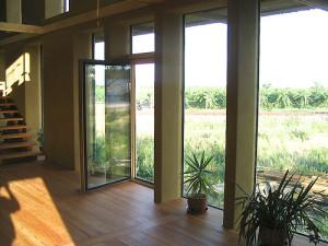 Holzfenster Passivhaus
