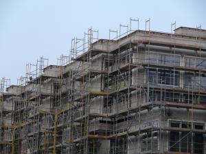 Fassadengerüst vorschriften