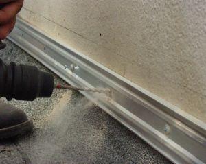 Flachdach attika der wand berstand mit wichtiger funktion - Abdichtung hauswand ...