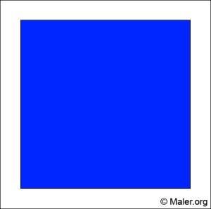 individuelle wandgestaltung mit der farbe blau. Black Bedroom Furniture Sets. Home Design Ideas