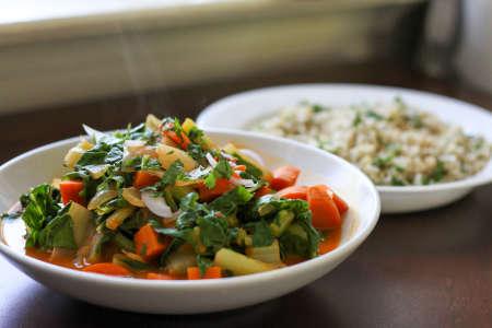 Class: Nourishing Foods & Global Flavors