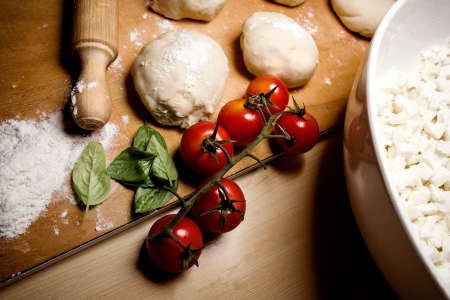 Cooking Class: Mastering Pizza Dough