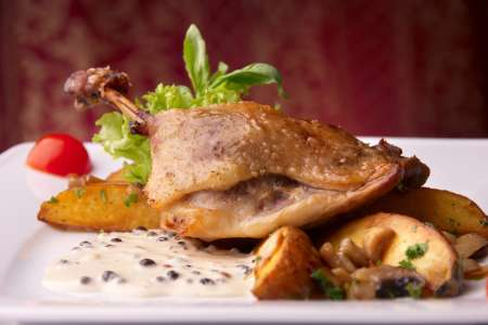 Cooking Class: California French Duck