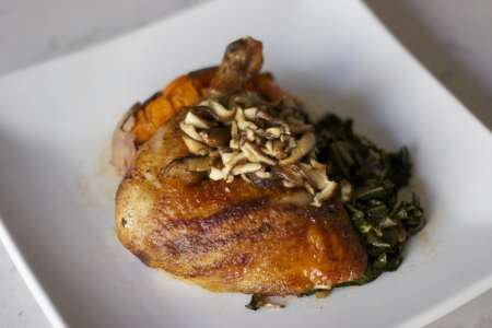 Cooking Class: Organic Chicken & Sides