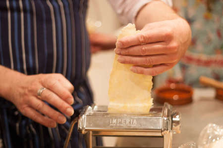 Cooking Class: Rustic Vegetarian Italian