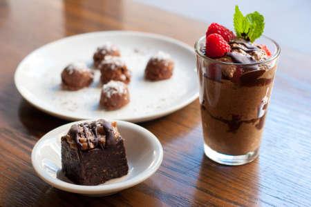 Baking Class: Vegan Chocolate Desserts