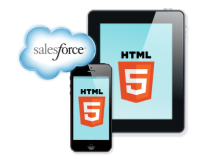Performant HTML5 Force.com Mobile Apps