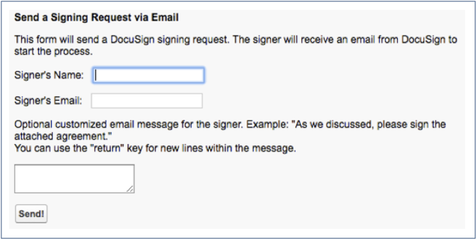 Extending DocuSign for Salesforce: A Few Recipes for Success ...