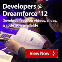 Developers @ Dreamforce