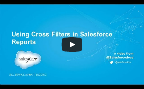 Cross Filters Video