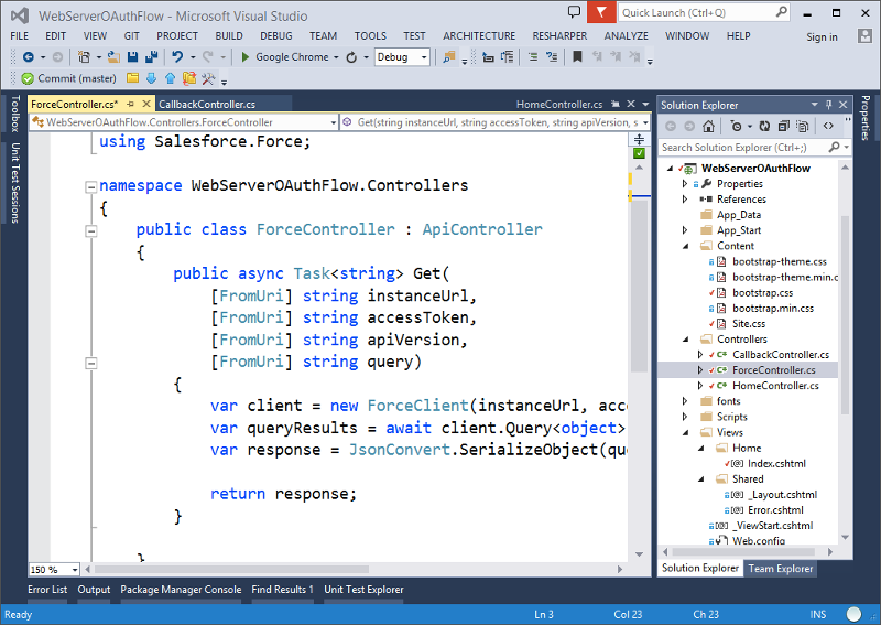 Announcing The Salesforce Toolkits For Developer Force Blog