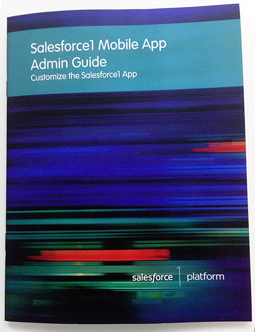 Salesforce1 Mobile App Admin Guide