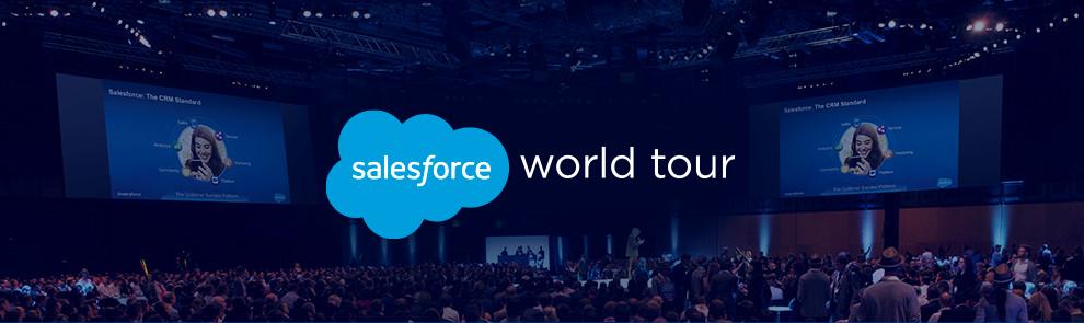 Salesforce London World Tour Admin Amp Dev Zones Quick