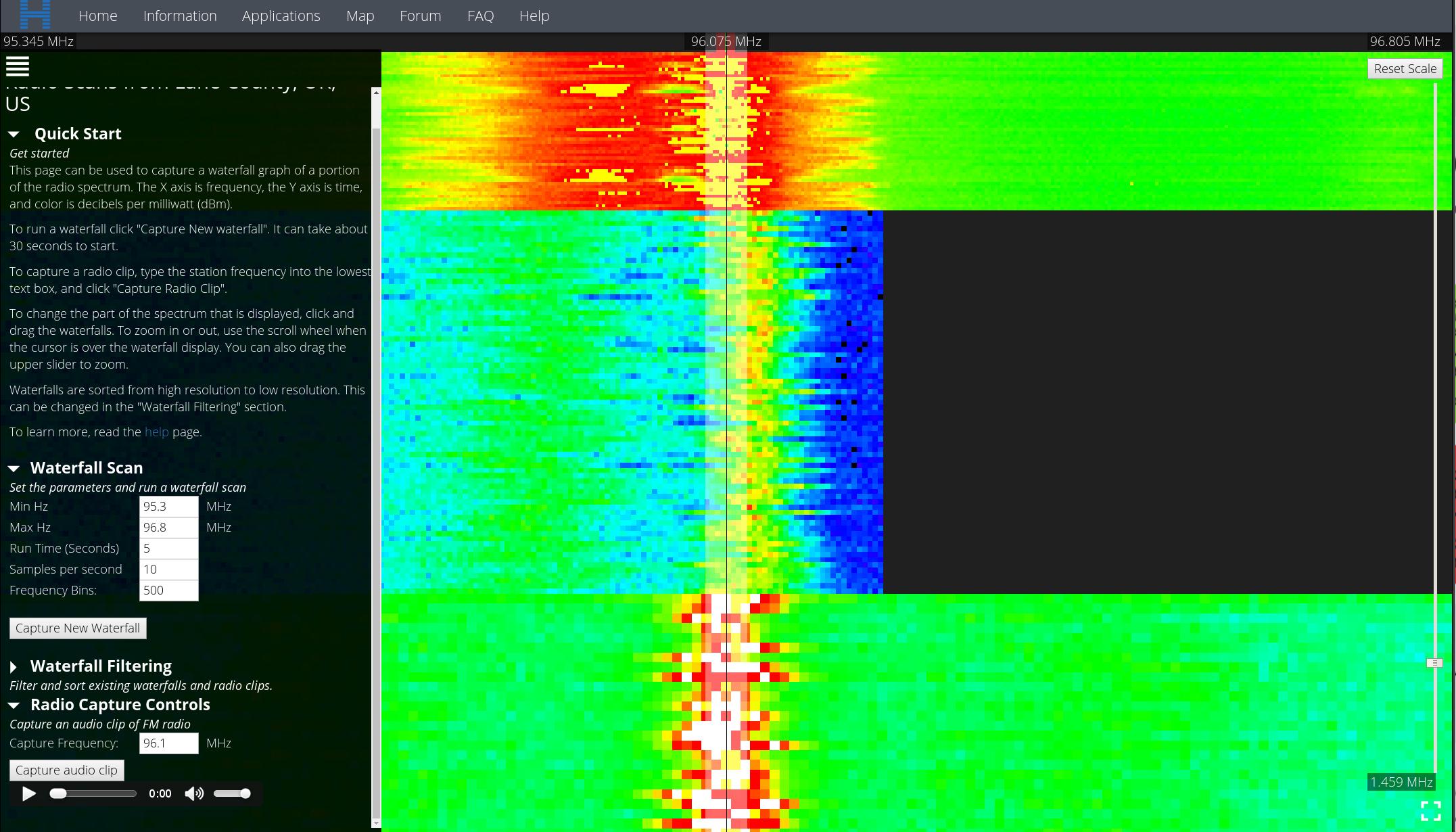 PoC1 Network Speed Test