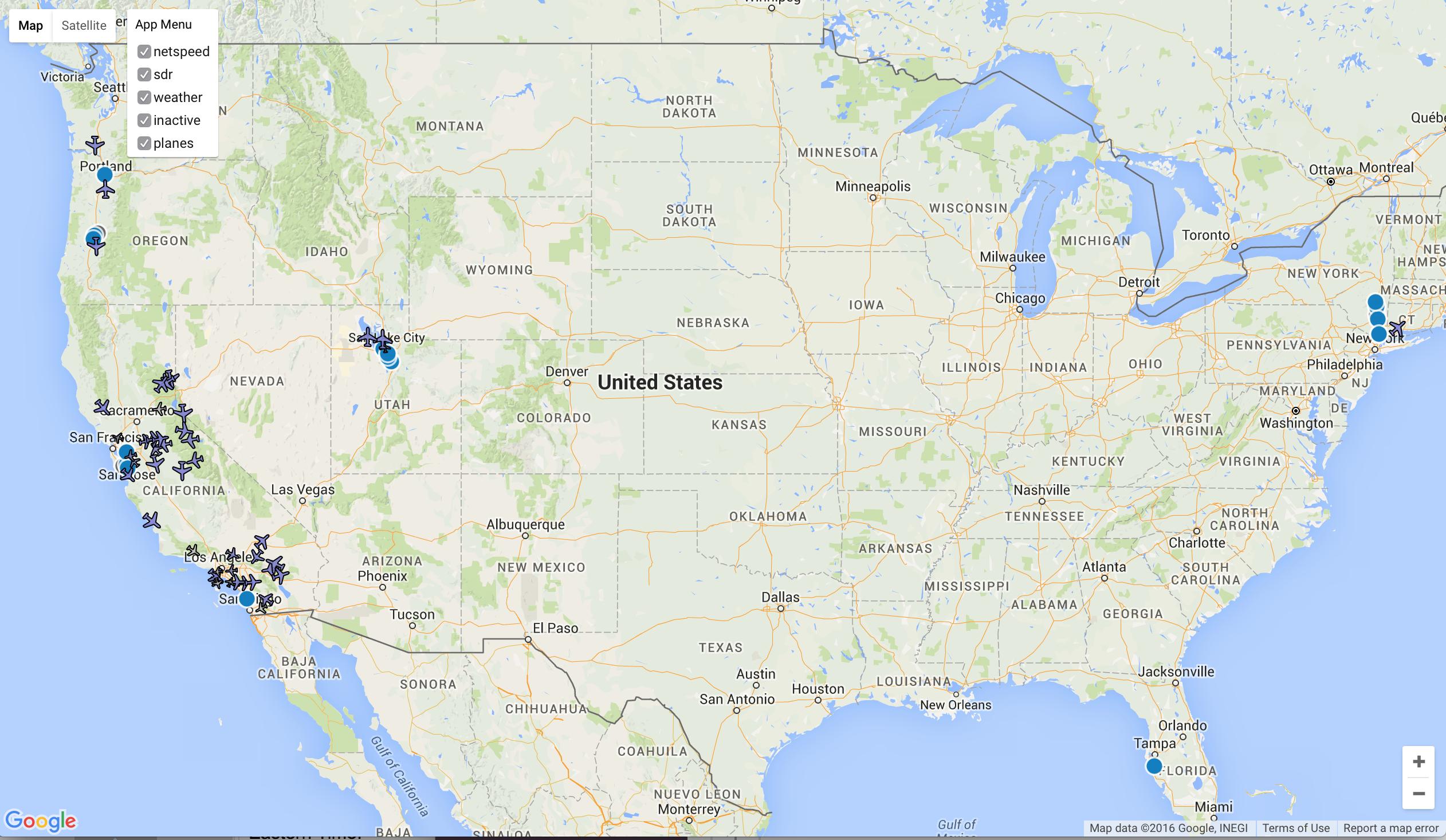 Device Map far