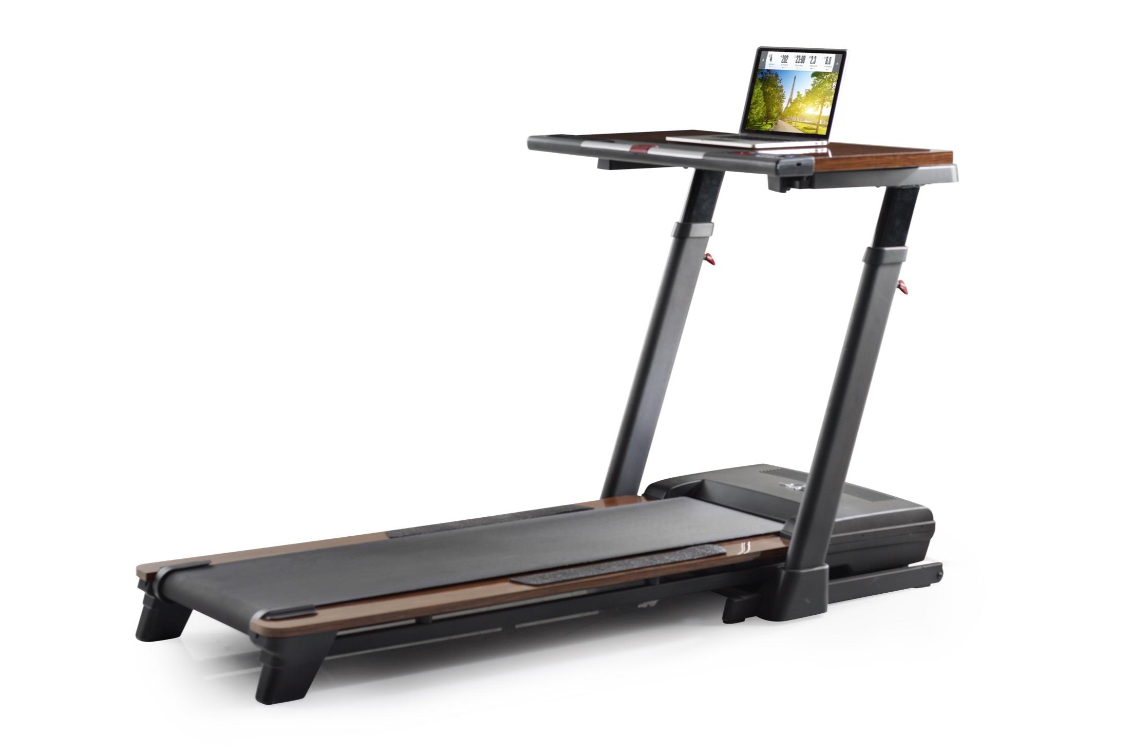 NordicTrack Treadmill Desk | NordicTrack