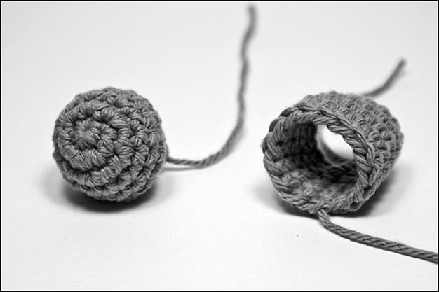 Amigurumi Sphere Tutorial : Amigurumi Shapes: Cones, Cylinders, Spheres, Tubes ...