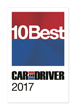 2017 Car and Driver's 10 Best