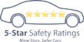 NHTSA 5-Star Safety Ratings