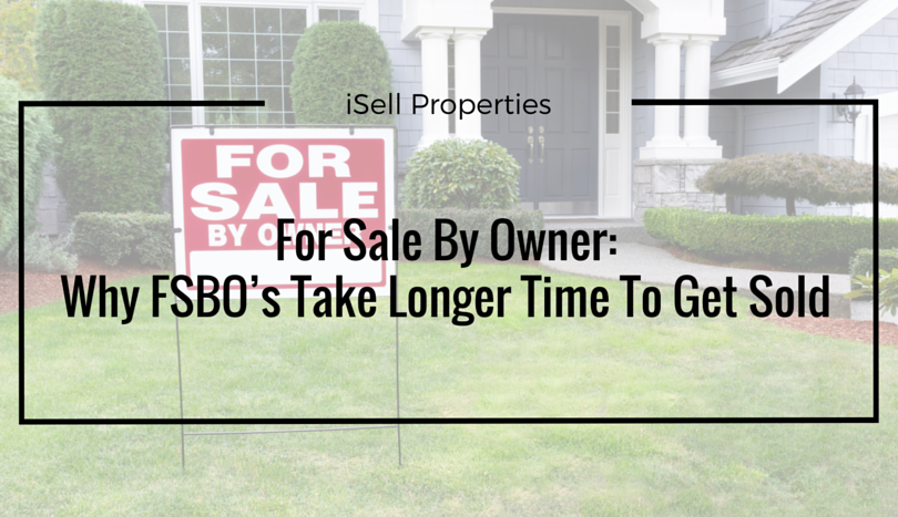 Why Private Sales Can Take Longer To Get Sold