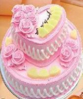 Two Layers Cake